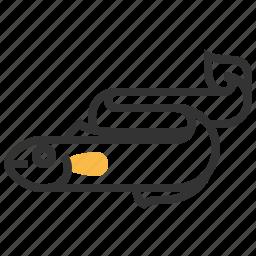 animal, eel, food, seafood icon