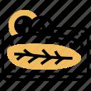 atlantic, cod, cuisine, dinner, fish icon