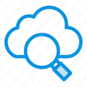 cloud, research, search