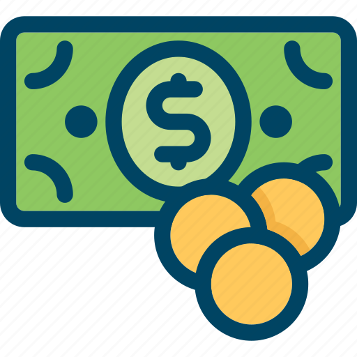 budget, coin, dollar, finance, money icon
