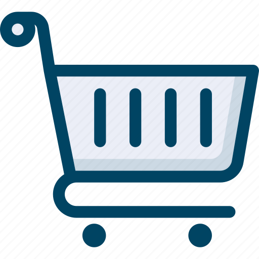 cart, commerce, shop, shopping, trolley icon