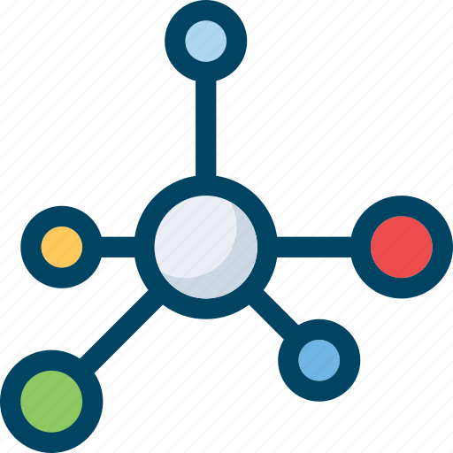 Connection, hierarchy, network, seo icon - Download on Iconfinder