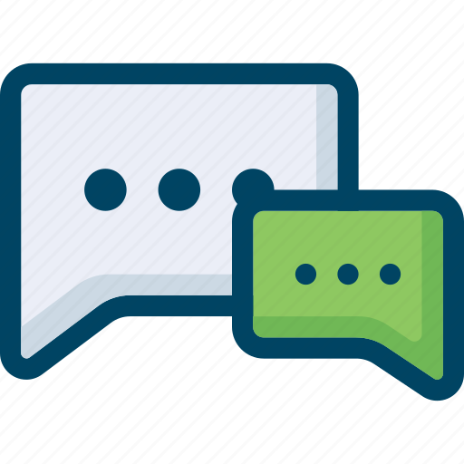 chat, comment, communication, seo, social, support icon
