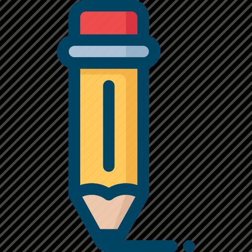 draw, edit, pencil, text, write icon