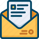 email, envelope, letter, marketing, message, seo, text icon