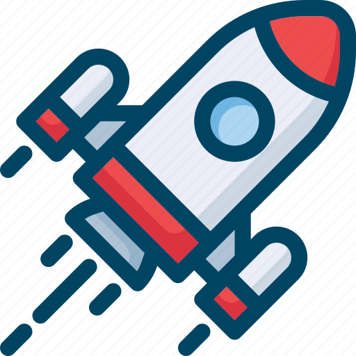 Launch, mission, rocket, seo, space, start, startup icon - Download on Iconfinder