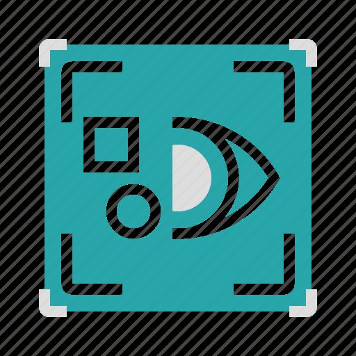 Website, design, graphic, art, creative icon