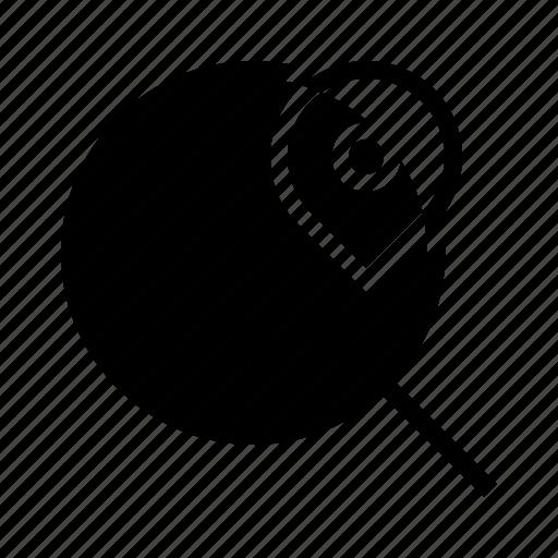 local, seo, services icon