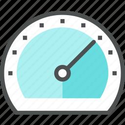 display, loading, meter, speed, speedometer, test, web icon