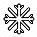 flake1, relaxation, seasonal, snow, vacation icon