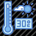 celsius, mercury, temperature, thermometer icon