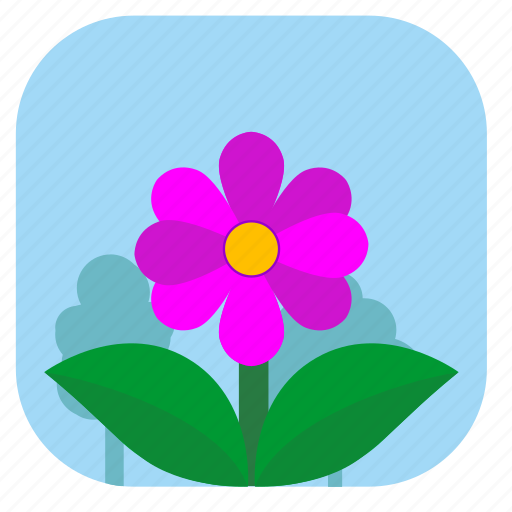 flower, nature, plant, summer icon