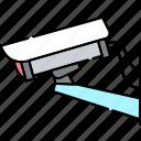 camera, surveillance, cctv, security, video, safety