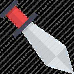 attack, battle, fight, kill, sword icon