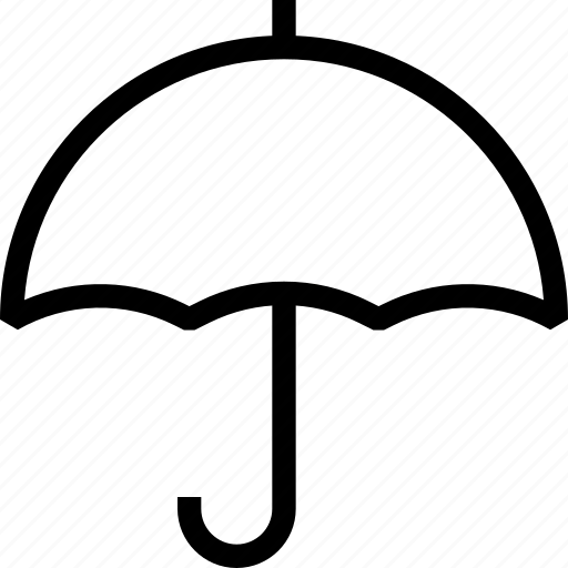 forecast, protect, rain protection, security, umbrella, weather icon