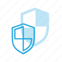 firewall, protect, protection, security, shield icon
