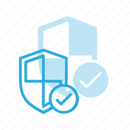 check, firewall, protect, protection, security, shield icon