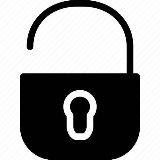access, alert, authenticated, checked, clear, creative, grid, key, open, password, private, protect, protection, safe, safeguard, secure, security, shape, unlock icon