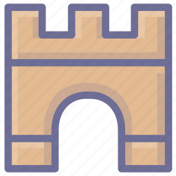 firewall, protection, security, wall icon