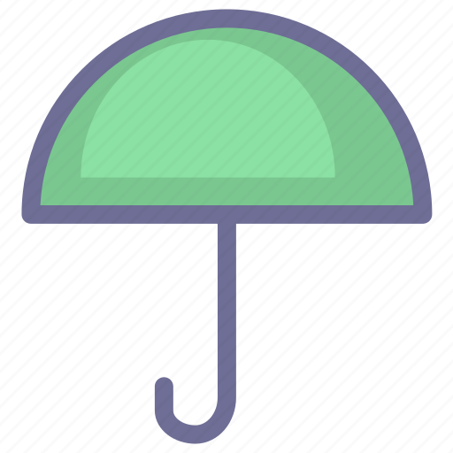 parasol, protection, security, umbrella icon