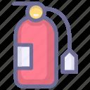 119, fire, fire hydrant icon