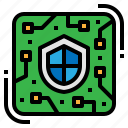 authentication, banking, secure, security icon