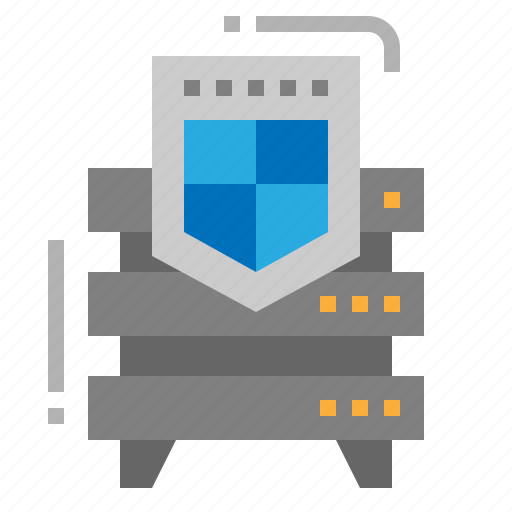 cloud, data, protection, security icon