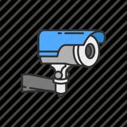 camera, cctv, security camera, surveillance camera icon