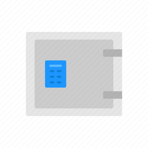 bank vault, digital safe, security, vault icon