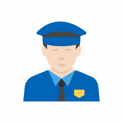 guard, policeman, security, security guard icon