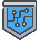 internet, network, protection, secure, security icon
