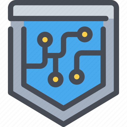 Internet, network, protection, secure, security icon - Download on Iconfinder