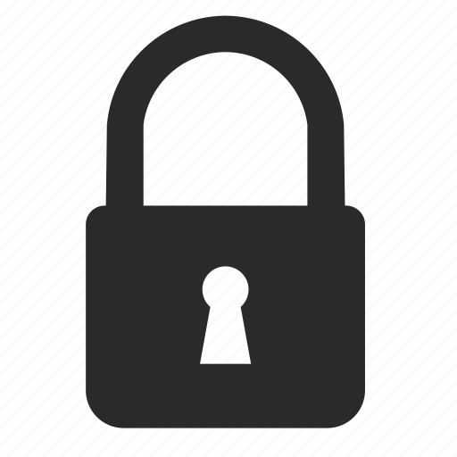 lock, padlock, protect, protection, security icon