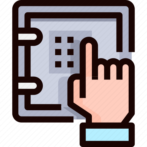password, protection, safe, secure, security icon