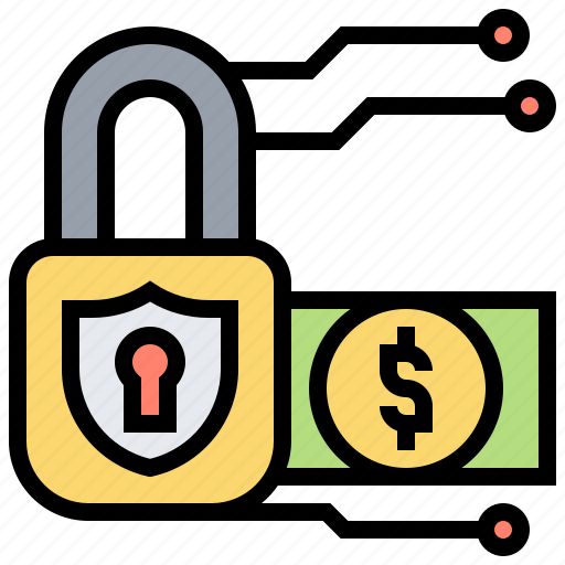 banking, password, payment, security, verification icon