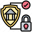 access, banking, lock, protection, secure
