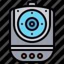 camera, cctv, record, security, surveillance