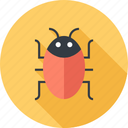 antivirus, bug, danger, insect, protection, security, virus icon