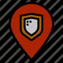 data, information, location, private, shield, surveillance, work