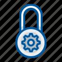 control, lock, options