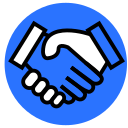 agreement, balance, deal, handshake, law, lawyer icon