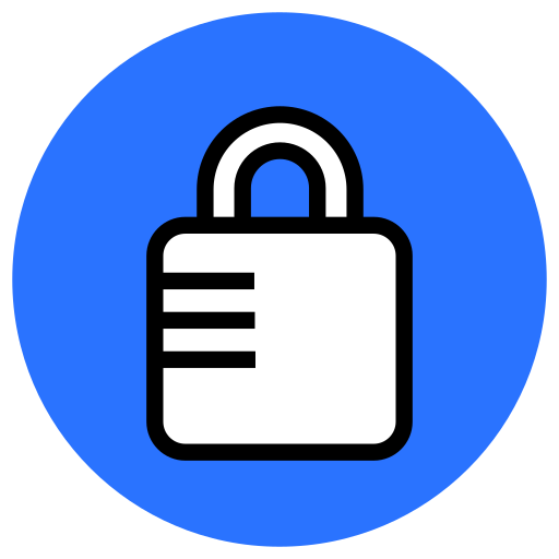 law, lock, locked, padlock, password, protect, protection, security icon