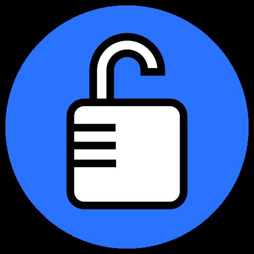 access, internet, lock, privacy, security, unlock, unlocked icon