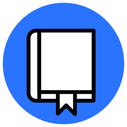book, bookmarked, education, justice, law, library, study icon