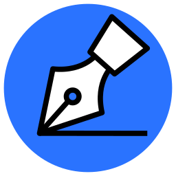 communication, contract, interaction, law, pen, writing icon