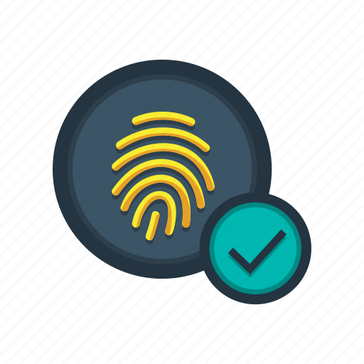 access, granted, lock, password, privacy, secure, security icon