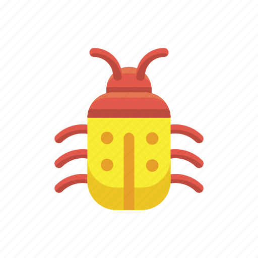 attack, bugs, cyber, defect, error, threat, vulnerable icon