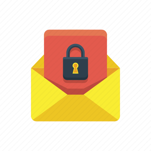 chat, communication, email, encrypted, envelope, mail, message icon