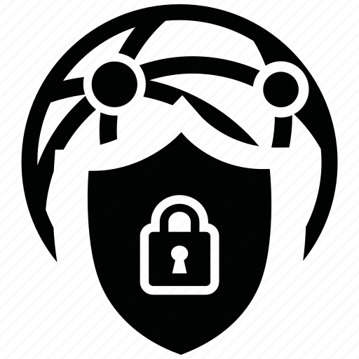 antivirus, point, safety, secure, security, server, shield icon
