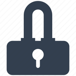 equipment, lock, padlock, safety, security icon